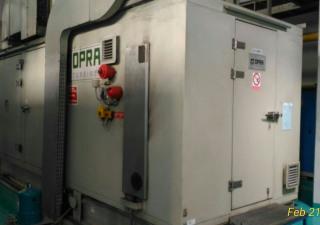 OPRA Gas Turbine 1.850KVA, 2 Units