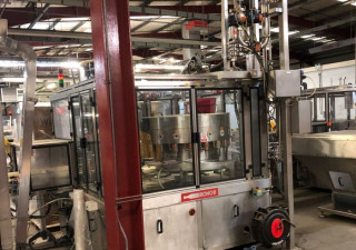 Shampoo Filling And Packaging Line With Capacity 180 Bottles/Minute