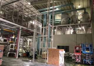 Rice Powder / Flour Plant Built In 2011
