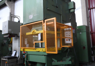 WMW BLEMA-GOTHA PEE II 250 Eccentric Press