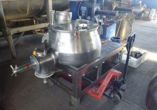 250 L Stainless Steel Universal Mixer