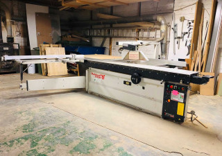 Used Robland Z320 Panel Saw (2004)