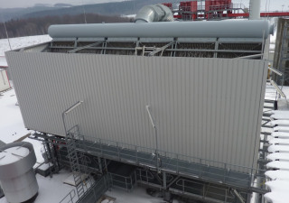 Cooled Condensation Plants – NEW  Hamworthy Serck Como GMBH Air