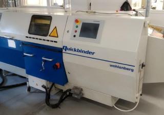 Wohlenberg Quickbinder PUR