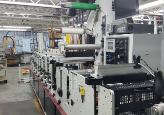 MARKANDY 2200 Label printing machine