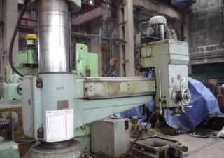 Stanko 1600 Radial drilling machine