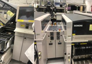Siemens ASM Siplace X2