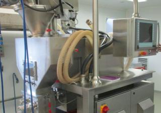 Compacteur et granulateur à rouleaux Hosokawa Bepex L 200 Fc 200 Broyeur de flocons Pharmapaktor 50P