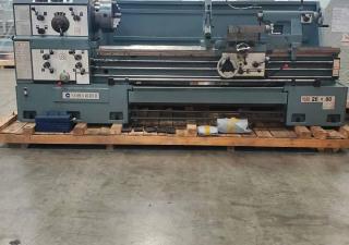 "26""/34"" x 80"" Namsun Hi-Tech Precision Gap Bed Engine Lathe"