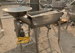 Stainless Steel Fine Saver- Separator