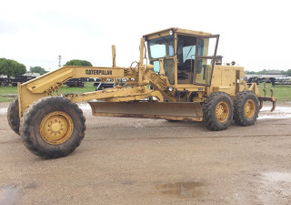 Caterpillar 140G VHP