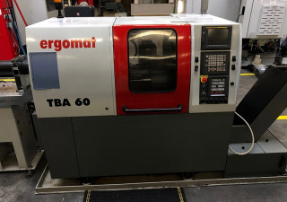 Cnc Centre Lathe Ergomat Tba 60 - Needs Repair