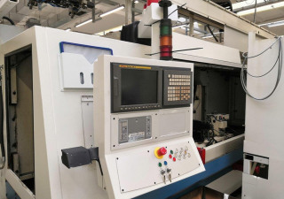 Studer S 40 Cnc Universal Center Grinding Machine
