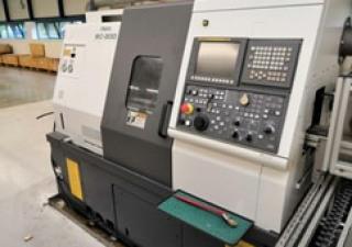 Turning Cnc Machine Nakamura Sc - 200