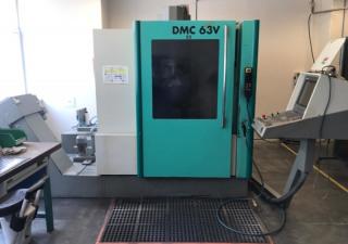 Cnc Deckel Maho Dmc 63 V