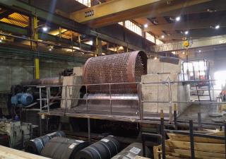 Plate rolling machine - PULLMAX KUMLA SALI 3000 - 50