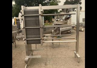 APV Stainless Steel Plate Heat Exchanger SR35SH