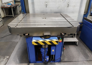 TOS WHN 110 MC 5 Axis CNC Boring mill 5321