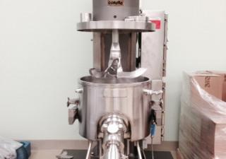 Collette High Shear Granulating Mixer Model Gral 75