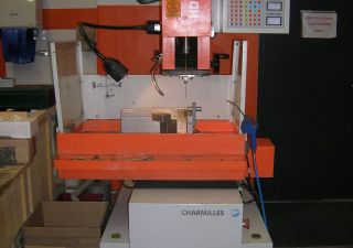 Charmilles Hd30 Cnc Drilling Machine