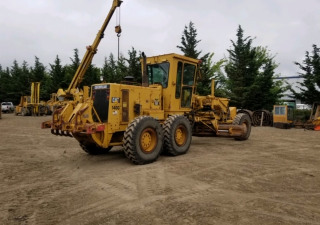 1991 CAT 140G