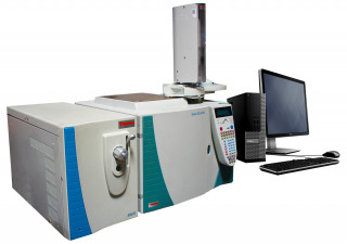 Thermo Electron TRACE GC Ultra™ with Thermo DSQ II MS and Thermo AS 3000 Auto Sampler