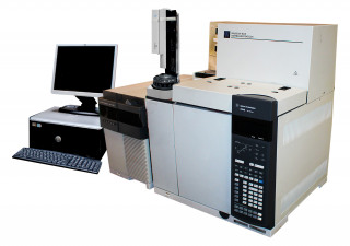 Wasson -ECE Agilent 7890B with 5977A MSD GCMS System