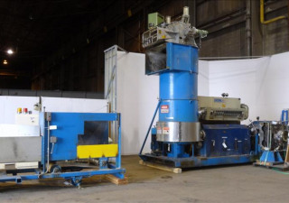 160 Mm Erema Rm 160 Pelletizing Line