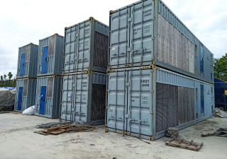 4 X Containerized Wartsila 9L20 Units