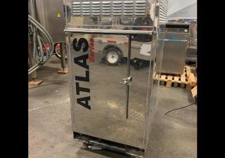 Ajax 28 Hp Steam Boiler Atlas A-100