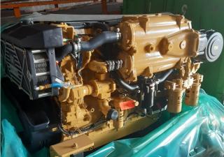New Caterpillar C18 Marine Propulsion Engines