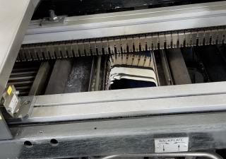 Machine à souder à la vague Vitronics Soltec 6622CC