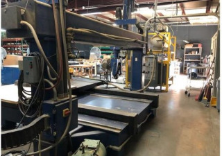 Used 5 Axis Motion Master Cnc Router, Dual 5′ X 5′ Tables
