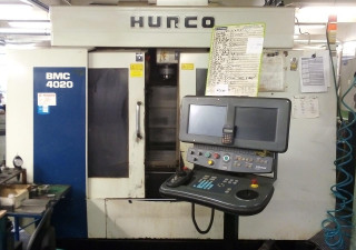 CNC Machining centre (Vertical) HURCO BMC 4020