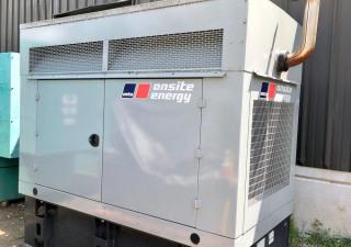 Générateur diesel 125 Kw Man