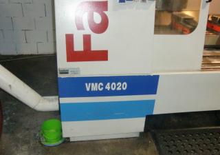 FADAL VMC 4020 CNC machining center