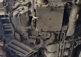 2 x Wartsila 16V 595 Engines For Sale