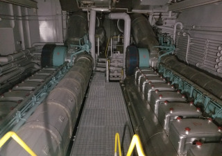 4 x SULZER WARTSILA 8 ZAL 40S FOR SALE