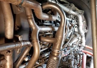 4 x LM2500 Gas Turbine Propulsion Unit FOR SALE