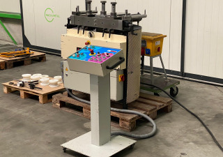 Bending profile and tubes - PBT ARKUS 12 x = 200mm