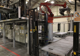 OCME PEGASUS M160 Robotic Palletizer