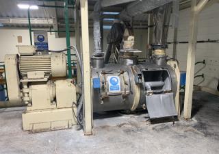 MORTON FKM 1200D Ploughshare Mixer