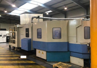 MAZAK FH 680 machining center