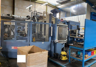 MCM MP6 machining center year 2000
