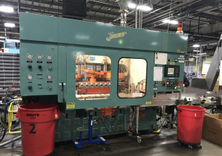 Used 135 Ton Jomar Blow Molding Machine