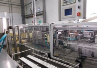 Used Polpak D1000 Doypack Fill And Seal Machine