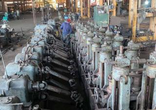 Mannesmann-meer ERW pipe mill