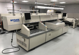 MyData My19E Pick & Place Machine - Hydra & Linescan