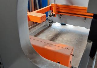 Presse plieuse ERMAK type Power-Bend Pro 3100x175