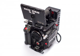 Red Epic-X MX - Full Kit - All Red Accessories (8 x SSDs, 3 x Batteries) - Mint Condition